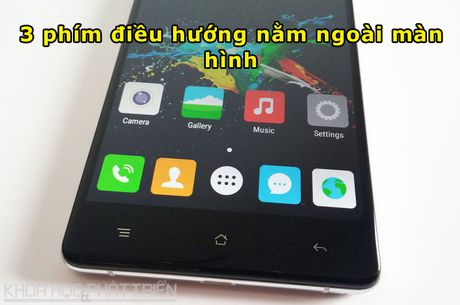 Smartphone 2 mat kinh, RAM 3 GB, gia gan 3 trieu dong - Anh 9
