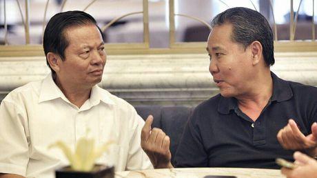 Nguyen Bo truong va sep tap doan tranh luan thuat 'troi' nguoi tai - Anh 1