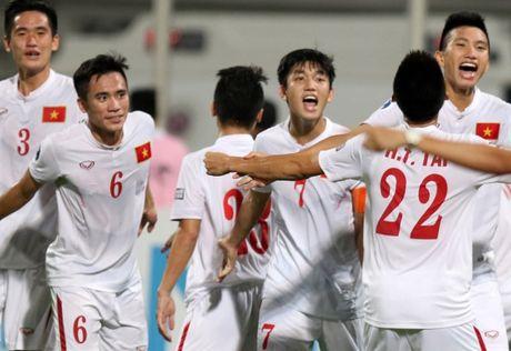 'Sep' VFF mat ngu vi U19 Viet Nam - Anh 1