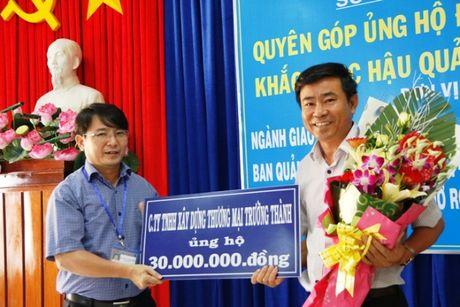 QL1 Quang Ngai: Khong le khoi cong, danh tien cho nguoi dan vung lu - Anh 5