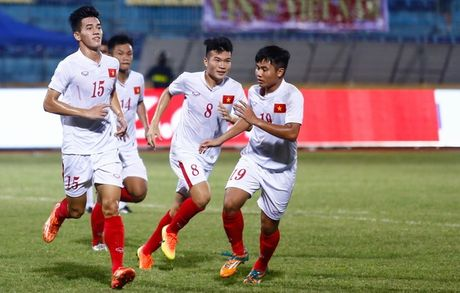 U19 Viet Nam du World Cup: Bo truong VHTTDL gui thu chuc mung - Anh 1