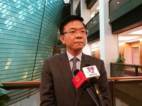Bo truong Le Thanh Long: Bo ngo quyen duoc ban no xau cua VAMC - Anh 1