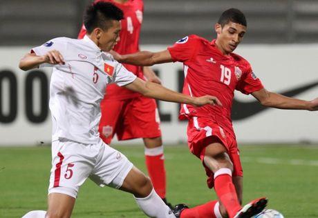 Nhung khoanh khac dep trong chien thang lich su cua U19 Viet Nam truoc Bahrain - Anh 1