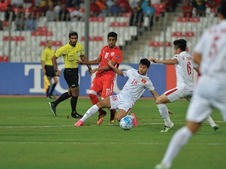 Nhung khoanh khac dep trong chien thang lich su cua U19 Viet Nam truoc Bahrain - Anh 3