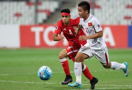 Nhung khoanh khac dep trong chien thang lich su cua U19 Viet Nam truoc Bahrain - Anh 6