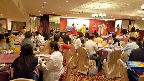 Hoi nghi hop tac du lich Viet Nam – Dai Loan va cac hoat dong xuc tien du lich Viet Nam tai Dai Loan - Anh 3