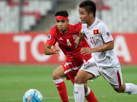 U19 Viet Nam du World Cup U20, doi dau toan 'cao thu' - Anh 1