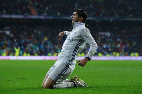 Real Madrid 2-1 Bilbao: Ronaldo im lang, Morata len tieng, Real doc chiem ngoi dau - Anh 2