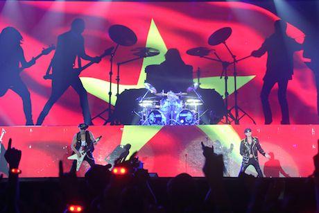 Scorpions thoi tung Gio mua - Anh 1