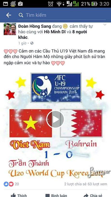 U19 Viet Nam 'ngap' loi chuc qua facebook - Anh 6
