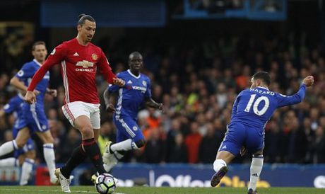 Ibrahimovic: Tuong dai sup do o Stamford Bridge - Anh 1
