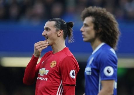 Ibrahimovic: Tuong dai sup do o Stamford Bridge - Anh 2