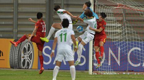 Chum anh: Hanh trinh toi World Cup cua U19 Viet Nam - Anh 10