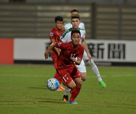 Chum anh: Hanh trinh toi World Cup cua U19 Viet Nam - Anh 11