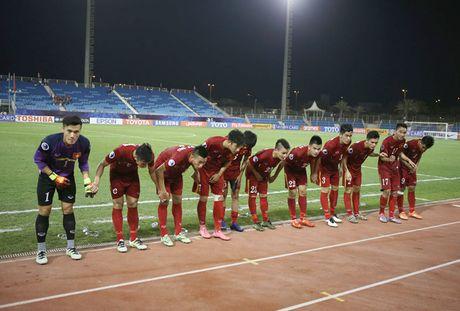 Chum anh: Hanh trinh toi World Cup cua U19 Viet Nam - Anh 12
