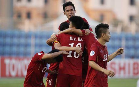 Chum anh: Hanh trinh toi World Cup cua U19 Viet Nam - Anh 13