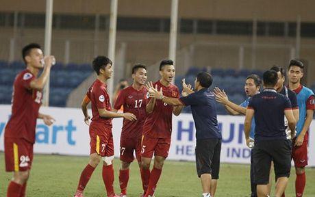 Chum anh: Hanh trinh toi World Cup cua U19 Viet Nam - Anh 4