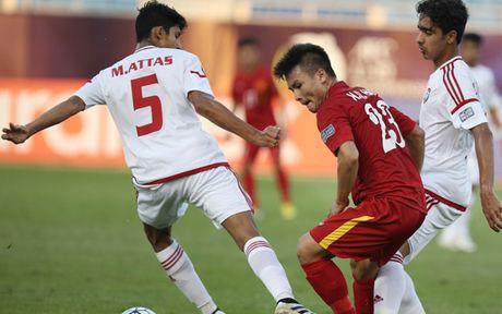 Chum anh: Hanh trinh toi World Cup cua U19 Viet Nam - Anh 6
