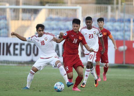 Chum anh: Hanh trinh toi World Cup cua U19 Viet Nam - Anh 7