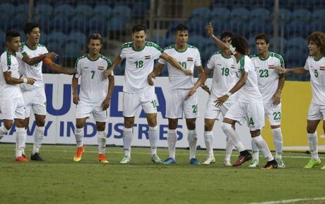 Chum anh: Hanh trinh toi World Cup cua U19 Viet Nam - Anh 8