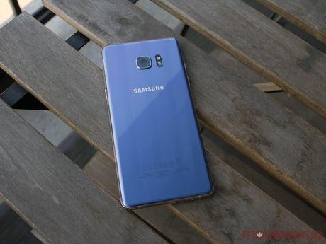 Nguoi dung Note 7 se duoc giam gia 50% khi mua Galaxy S8 - Anh 1