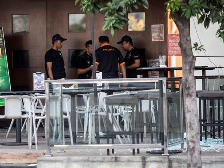 Malaysia xet xu hai doi tuong ung ho to chuc khung bo IS - Anh 1
