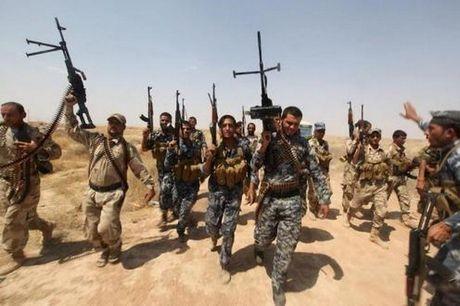 Luc luong ban quan su Iraq duoc lenh chan IS chay sang Syria - Anh 1