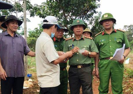 Thong tin chinh thuc vu no sung tai Dak Nong - Anh 1