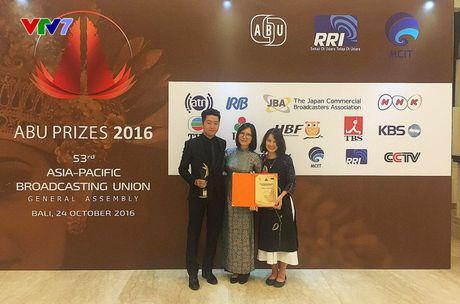 'Duong toi truong' gianh Giai dac biet tai ABU Prizes 2016 - Anh 1