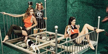 Gigi - Kendall lot danh sach 'tham hoa photoshop' - Anh 3