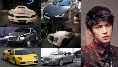 Gia sieu xe hang chuc trieu do cua sao Han - Anh 16