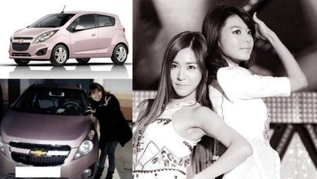 Gia sieu xe hang chuc trieu do cua sao Han - Anh 2