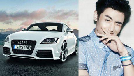 Gia sieu xe hang chuc trieu do cua sao Han - Anh 4
