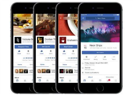 Facebook cap nhat hang loat chuc nang moi tren iOS - Anh 3