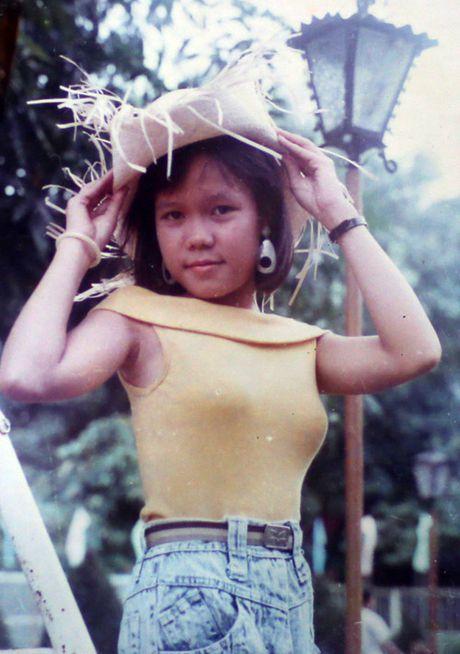 Chum anh thoi thieu nu lan dau he lo cua Viet Huong - Anh 1