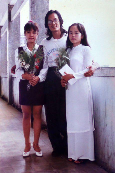 Chum anh thoi thieu nu lan dau he lo cua Viet Huong - Anh 2