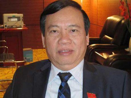 Vi pham cua ong Vu Huy Hoang: 'Muc canh cao chua du suc ran de' - Anh 1