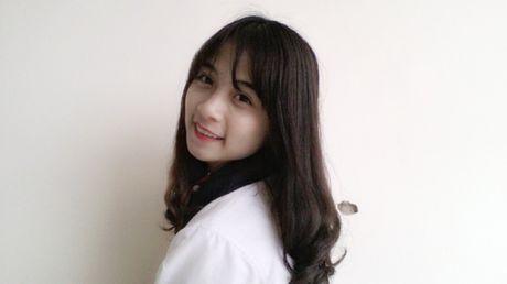 Anh doi thuong xinh lung linh cua 'hot girl cong xuong' - Anh 2