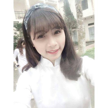 Anh doi thuong xinh lung linh cua 'hot girl cong xuong' - Anh 3