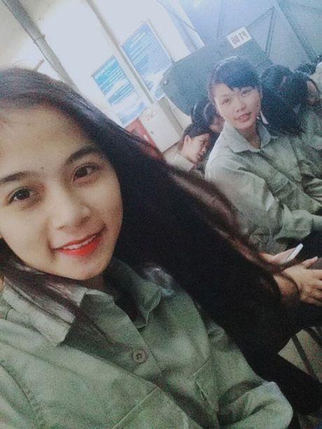Anh doi thuong xinh lung linh cua 'hot girl cong xuong' - Anh 8