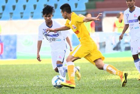 Duong kim vo dich U21 Ha Noi T&T khoi dau thuan loi - Anh 1