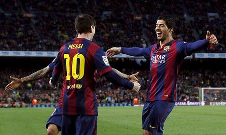 Soc: Doi thu 3 Atletico thau tom het danh hieu ca nhan La Liga 2015/16 - Anh 1