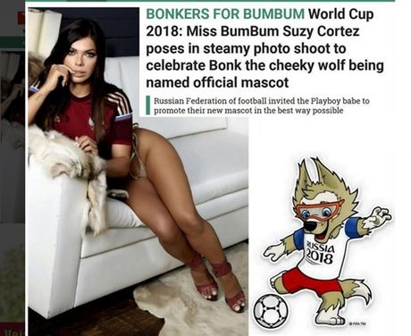 Nguoi dep cuong Messi lai gay sot voi World Cup 2018 - Anh 4