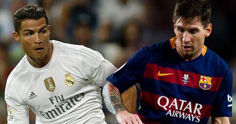 Thong ke gay soc ve Messi va Ronaldo - Anh 1