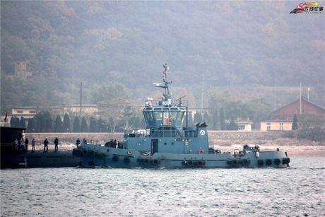 Tau ngam Type 035G Trung Quoc ban cho Bangladesh gap su co? - Anh 5