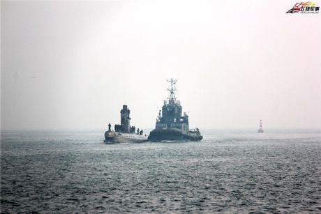 Tau ngam Type 035G Trung Quoc ban cho Bangladesh gap su co? - Anh 6