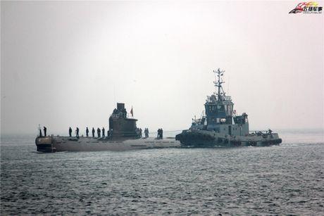 Tau ngam Type 035G Trung Quoc ban cho Bangladesh gap su co? - Anh 7