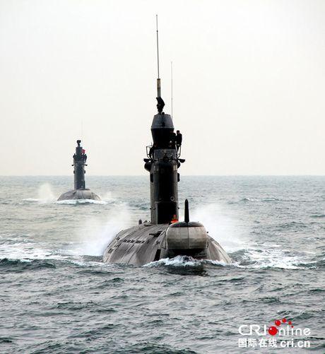 Tau ngam Type 035G Trung Quoc ban cho Bangladesh gap su co? - Anh 9