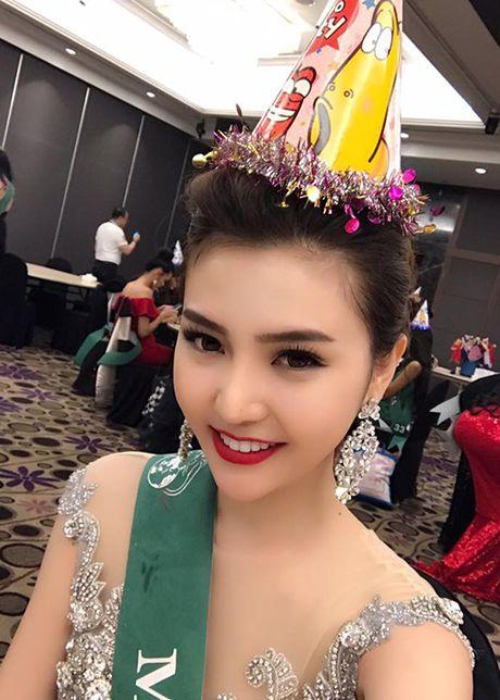 Chan dung my nhan Viet dang quang Nu hoang Sac dep Toan cau - Anh 3