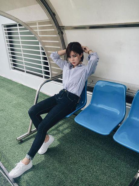 Hot girl Tu Linh buc xuc khi bi do toi khien MU thua - Anh 9